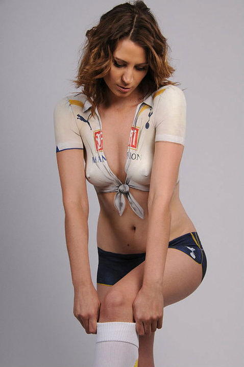 London body paint, Lauren Kay, make up artist,