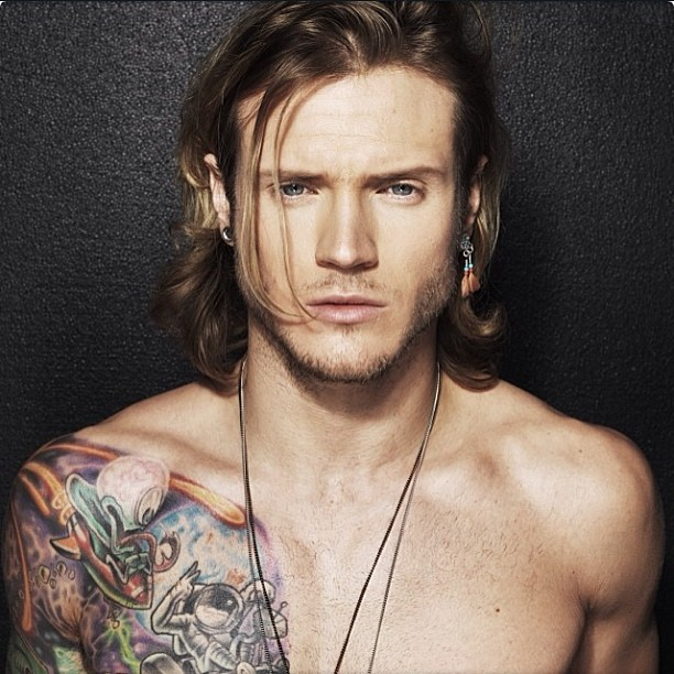 McFly, male make up, celebrity makeup artist, Lauren Kay MUA, london