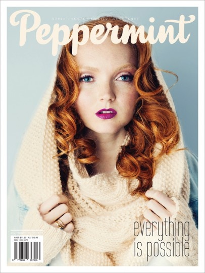 celebrity makeup artist Lauren Kay, London, Lauren Kay, peppermin magazine,  Lily Cole