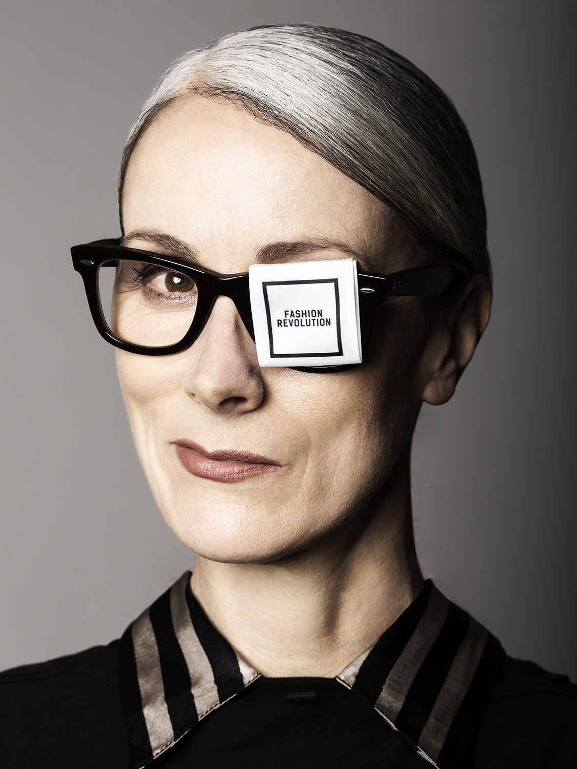 Caryn Franklin, Lauren Kay, celebrity makeup artist, fashion revolution