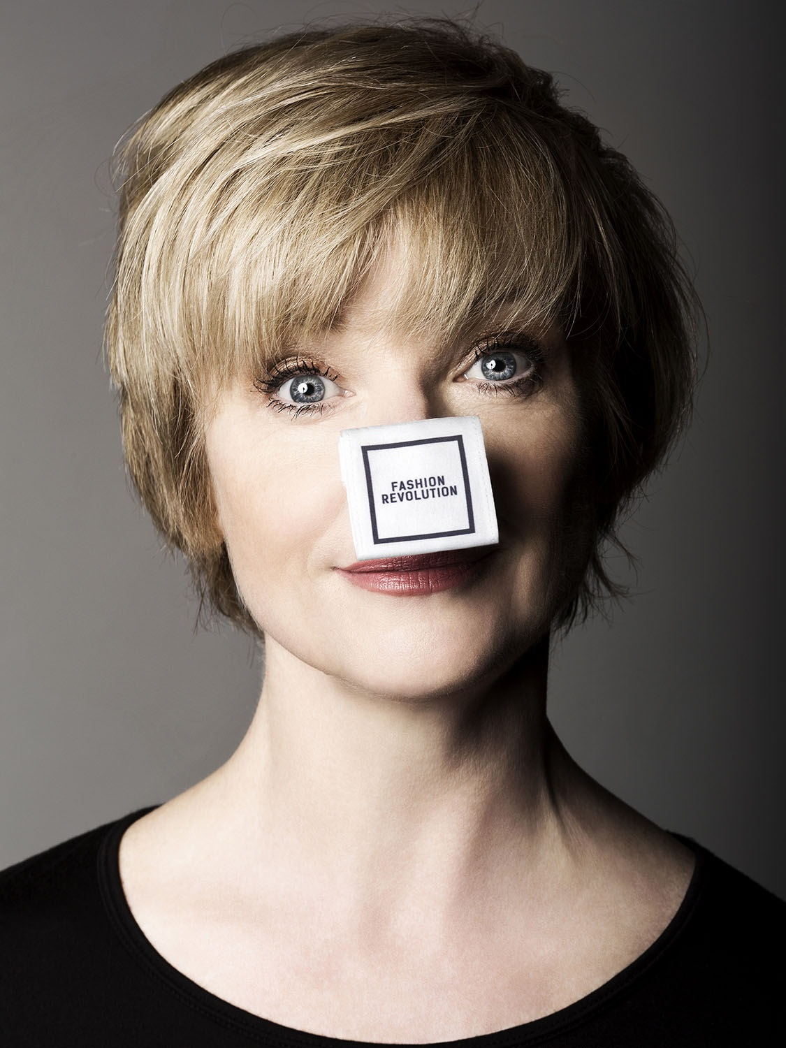 Jane Horrocks, celebrity makeup artist, Lauren Kay